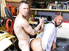 The Janitor's Closet daddy gay movies