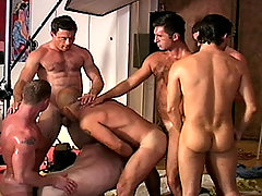 Gay Bareback Jeff, Daven, Bo, Sean, Dillion, Sergio and Patrick