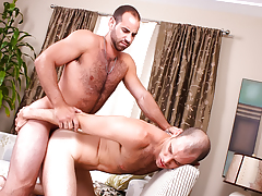 hairy horny hunks with huge cocks butt fuck until they dick water daddy gay movies