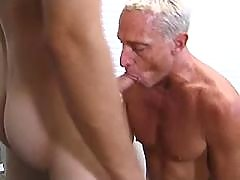 Jailer and prisoner suck each other daddy gay movies