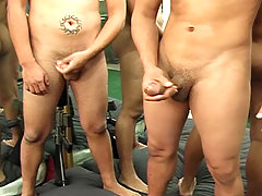 Straight guys enjoys to have their cocks sucked by a gay guy