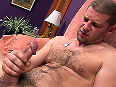 Rod Spunkel is back for stroking is HUGE monster hard cock!