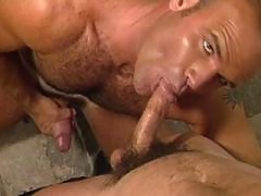 Kinky dudes in non stop oral fest