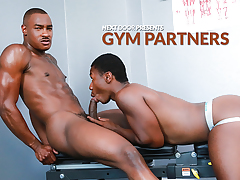 Gym Partners daddy gay movies