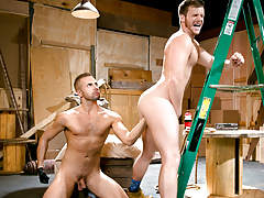 Warehouse Fists, Scene 05 daddy gay movies
