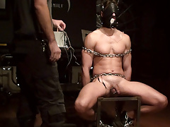 Fixed and twitching with the rise and skim of the electronic fresh the prisoner remains defenseless against Sir's cruelty. The wartenburg wheel sends a sharp sting of electricity through the boy as it traces his legs, perineum and balls. Sir puts the bo daddy gay movies