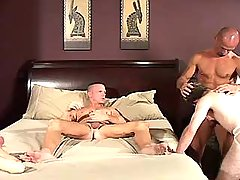 Horny mature gays fuck each other
